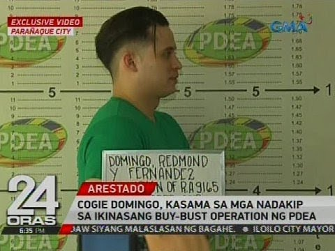 Cogie Domingo, kasama sa mga nadakip sa ikinasang buy-bust operation ng PDEA