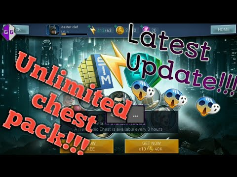 Injustice 2 Mobile Hack Review || New Update!!!