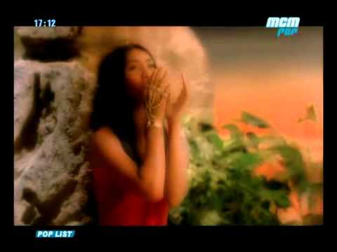ANGGUN.- La Neige Au Sahara  (1997) + Paroles