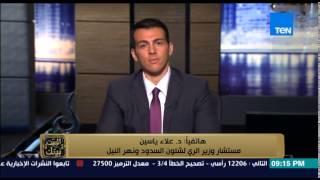 بالفيديو ..الري: سد النهضة سينتج عنه أضرار عديدة ولكننا ملتزمون بسياسة السيسي