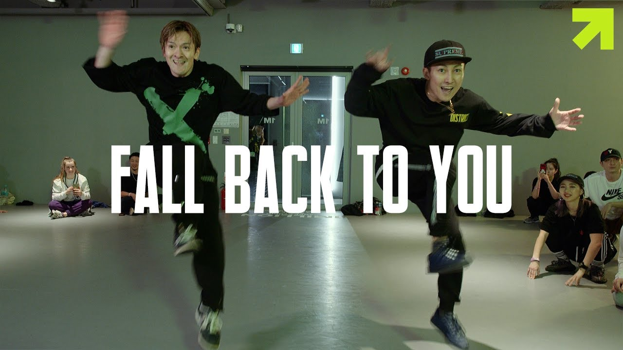 Chromeo - Fall Back to You  / Hilty & Bosch Choreography
