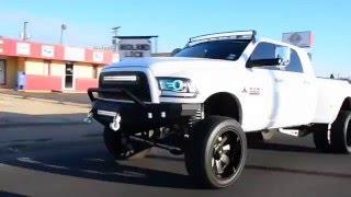 Dodge Ram 3500 Cummins Dually | Fuel Maverick Dually
