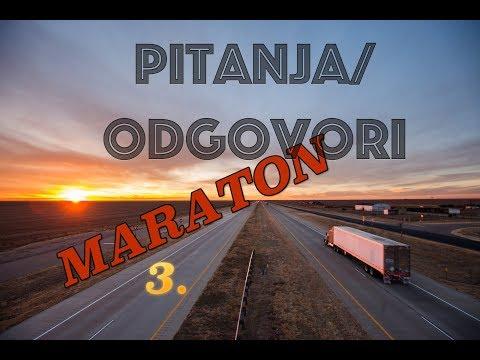 Kamion King - Pitanja/Odgovori [Maraton Dio 3]