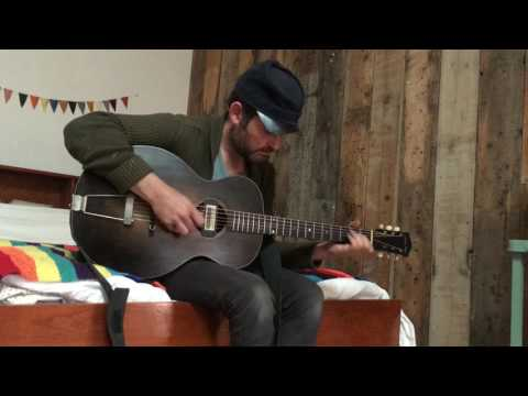 Wide Sky Guitars  Gregory Alan Isakov playing his PL1