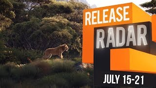 Amazon Prime Day, Summer Catchers & The Lion King - Release Radar- July 15- 21