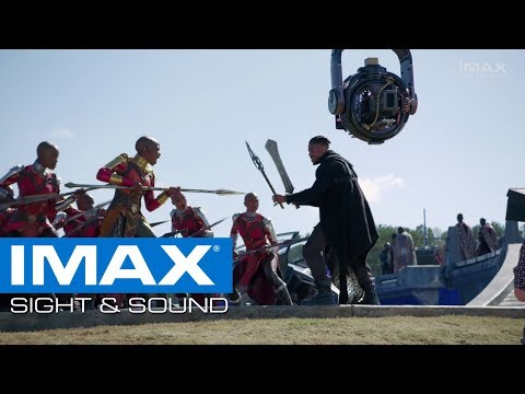 IMAX® Sight & Sound: Black Panther (Production Design)