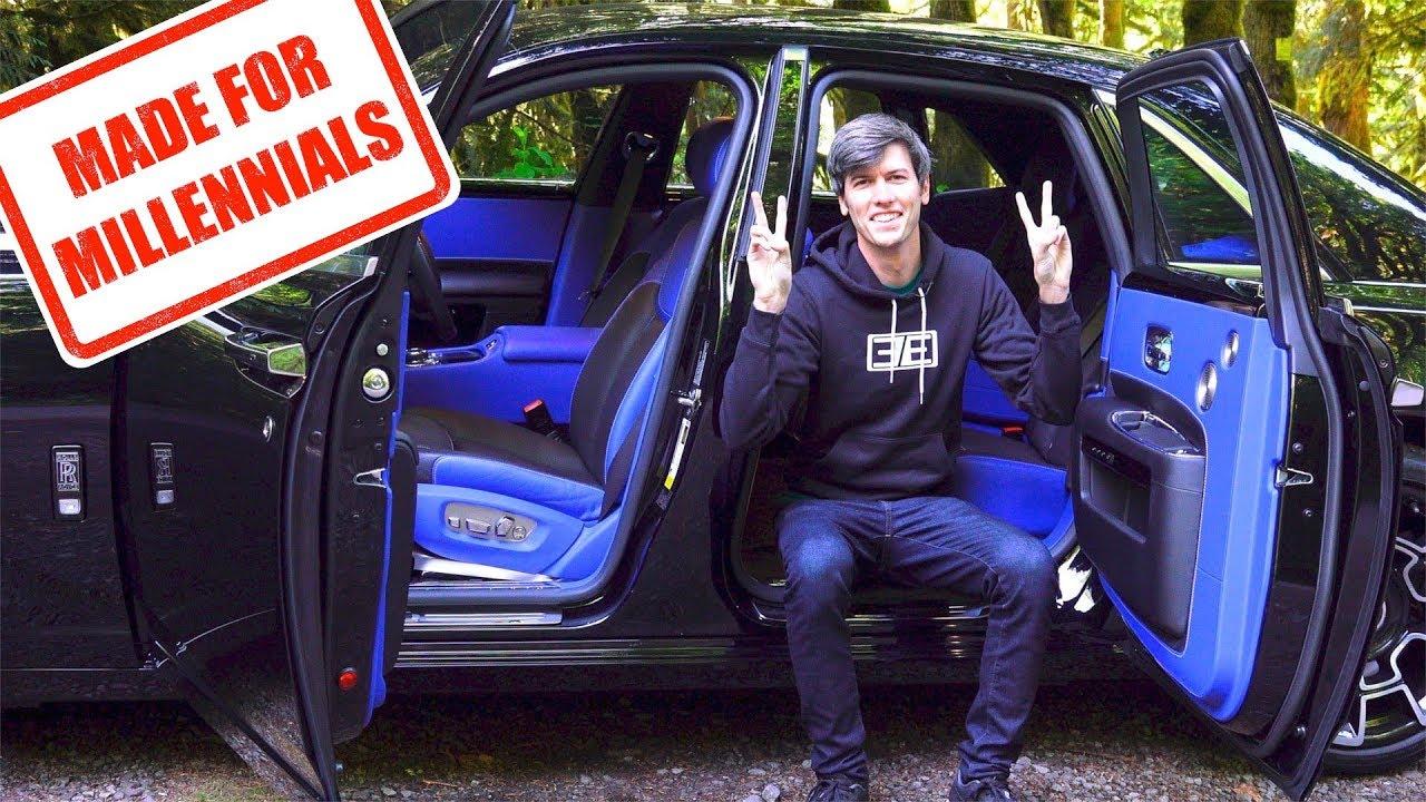 Rolls Royce Made A Car For Millennials