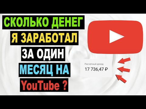 Сколько приносит денег YouTube канал на 12.000 ТЫСЯЧ подписчиков / Сколько я заработал на YouTube ?