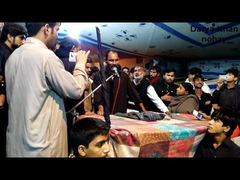 Islam Bacha gai Ali ki baiti - Multan Party noha 2016 at Darya Khan 5 Safar  program