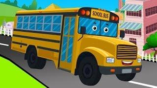 Kids Channel School Bus | School Bus