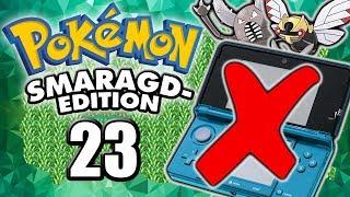 Hasse ich den Nintendo 3DS? 🌏 POKÉMON SMARAGD #23