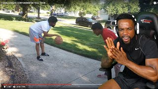 IS CORYXKENSHIN A HOOPER?! I Challenged CoryxKenshin To A 1v1!