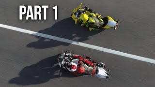 Driveclub Bikes Gameplay Walkthrough Part 1 - NOW ON TWO WHEEELS
