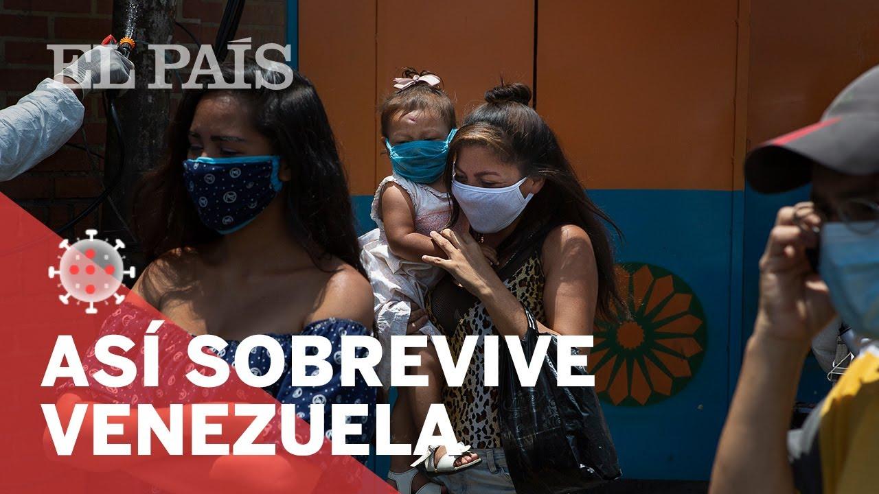 CORONAVIRUS | VENEZUELA trata de SOBREVIVIR a la CUARENTENA - YouTube