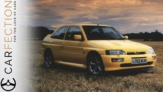 Ford Focus RS vs Ford Escort RS Cosworth- Carfection
