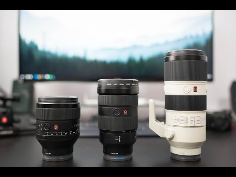 Lenses I Use For Wedding Photography & Videography
