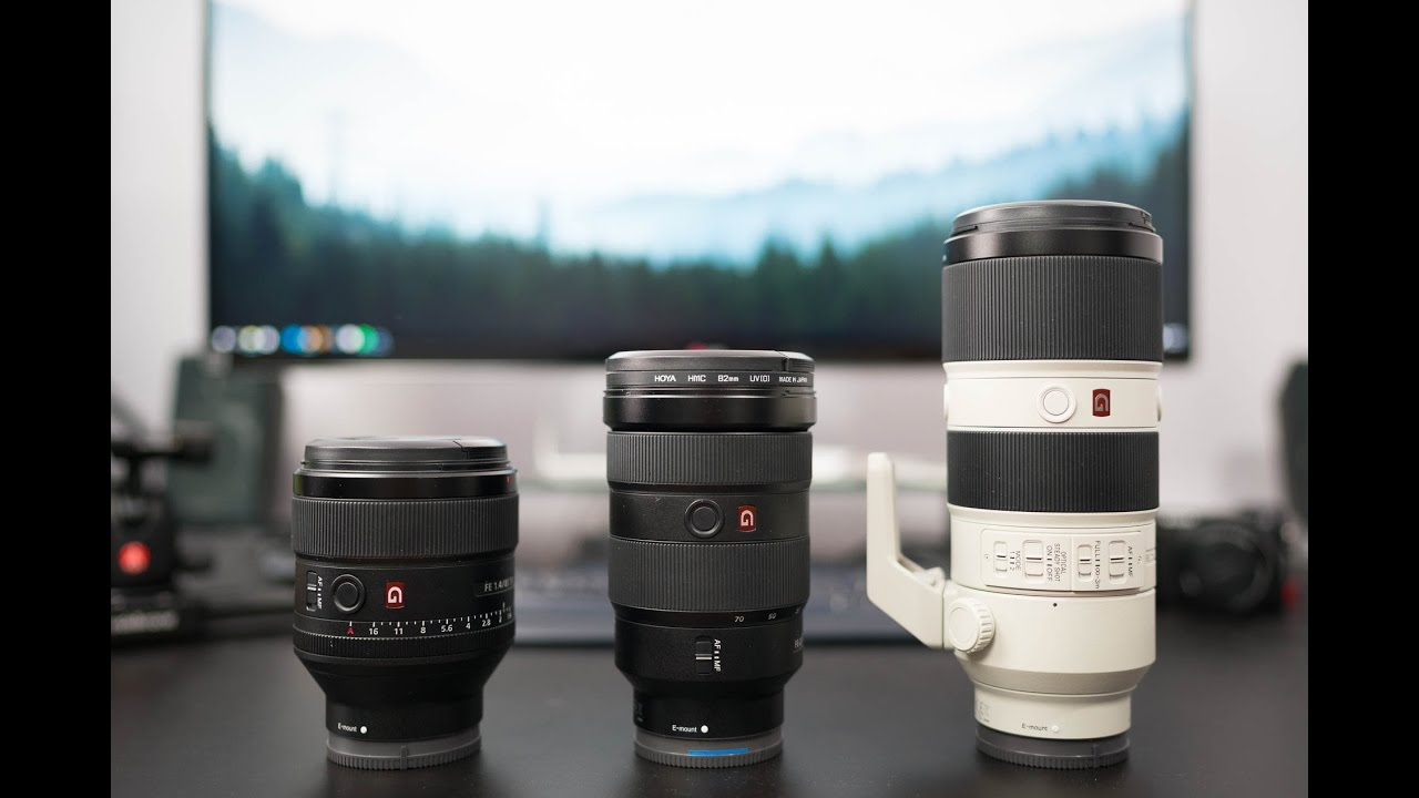 Lenses I Use For Wedding Photography Videography