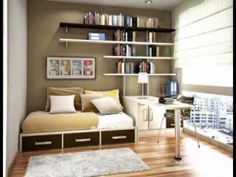 Bedroom shelving ideas - YouTube
