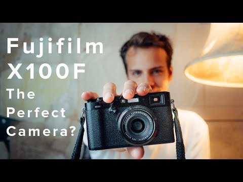 Fujifilm X100F - The Perfect Camera?