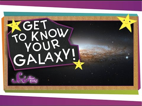 Get To Know Your Galaxy!