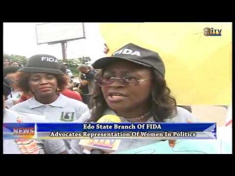 FIDA advocates for increase of women representation in politics