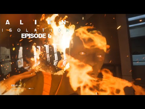 Alien: Isolation - Episode 6 - A Synthetic Solution