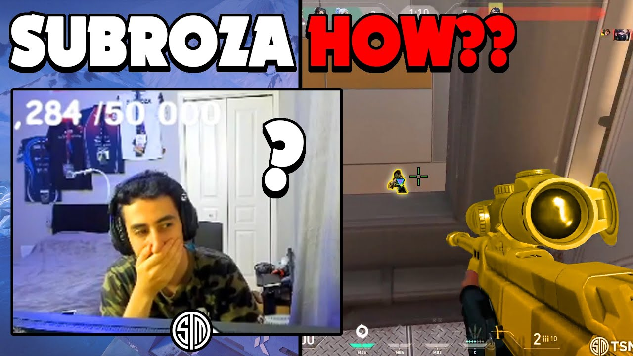 Download HOW DID Subroza HIT THAT?? GMB Nats HAS INSANE AIM!! - Twitch Recap Valorant