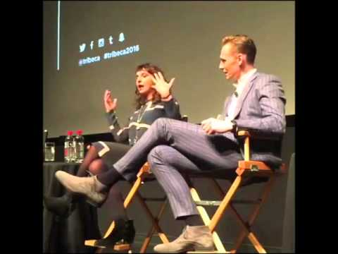 Susanne Bier discusses Tom Hiddleston in the Night Manager at The Tribeca Film Festival