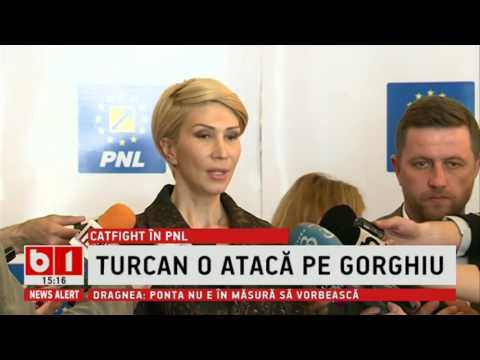 CATFIGHT IN PNL - TURCAN O ATACA PE GORGHIU