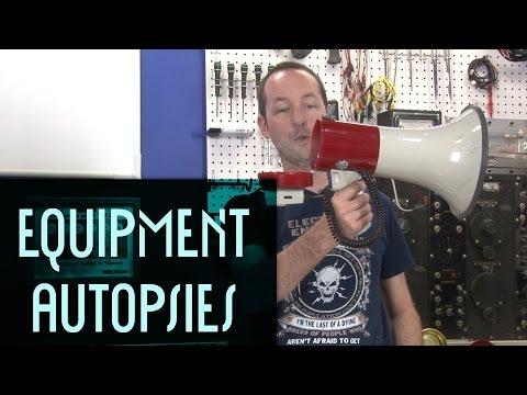 Megaphone: Equipment Autopsy #85