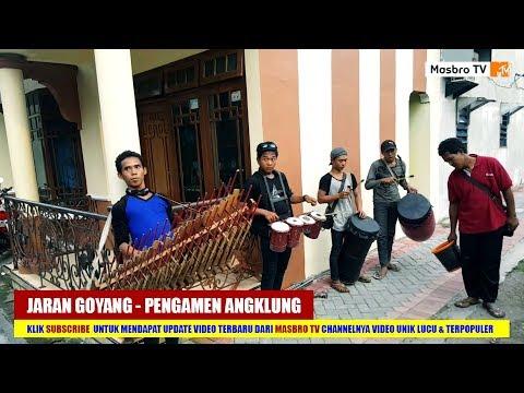 Jaran Goyang - Nella Kharisma   Pengamen Angklung Instrumental