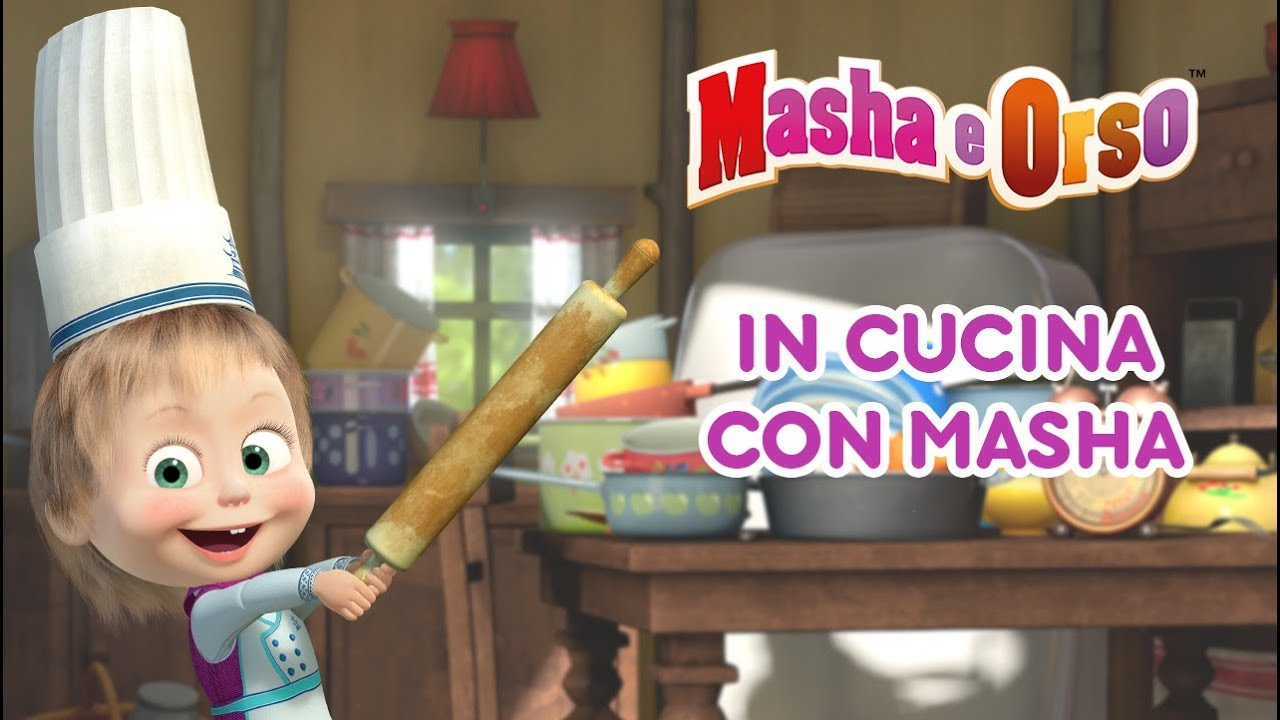 video masha e orso gratis