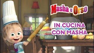 Masha e Orso - 🍔 In Cucina Con Masha 🍗