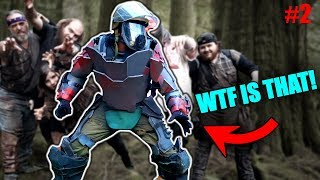 The Walking Dead In AIRSOFT! ( Ep 2 SURROUNDED! )