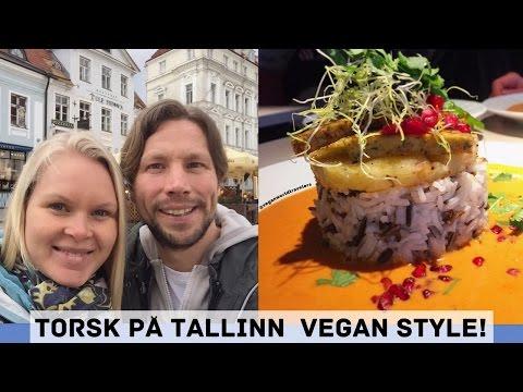 TORSK PÅ TALLINN VEGAN STYLE