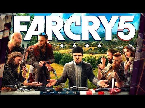 TheDRZJ и Зорик играют в Far Cry 5 (нарезка стрима от 01.06.19)