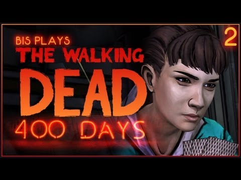 The Walking Dead: 400 Days - Let's Play #2 - Go Fish. - 동영상