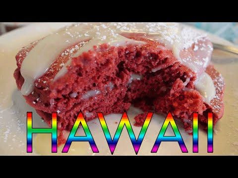 BEST BREAKFAST IN HAWAII | HAWAII JAPAN VLOG 3 | 2016