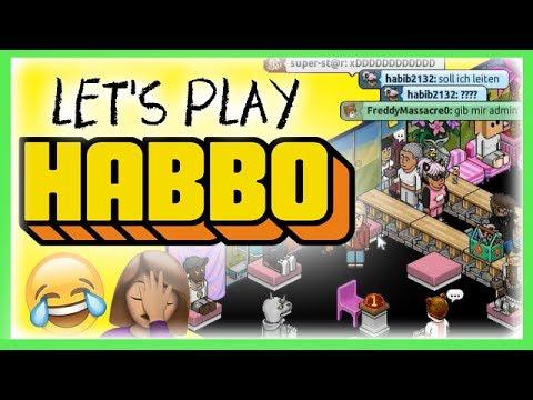 Zurück ins Habbo Hotel |2017| {Let's Play Habbo?}