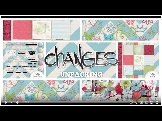 CHANGES - UNPACKING - by NBK-Design