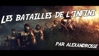 Bataille épique avec Total War Studio sur Attila Total war