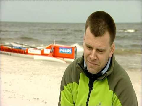 Marcin Gienieczko o wyprawie Philips-Mercedes ExtremeLife 2010 - relacjonuje TVN meteo cz.1