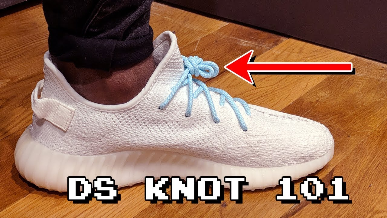 to Tie a Deadstock Knot (aka DS Knot