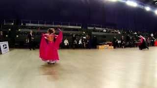 Спортивные бальные танцы Кубок Аматора (Юниори 1 Д стандарт)