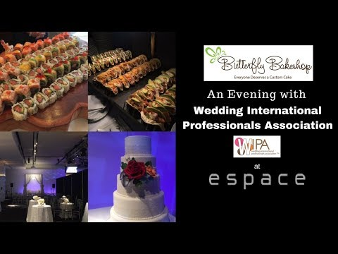 A Night with Wedding International Professional Association at ESPACE
