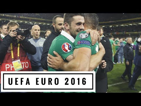 REPUBLIC OF IRELAND - Boys in Green ► EURO 2016 Team Profile HD