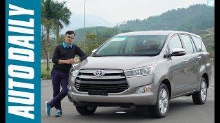 Đánh giá chi tiết Toyota Innova: Vì sao người dùng ưa chuộng? |AUTODAILY.VN|