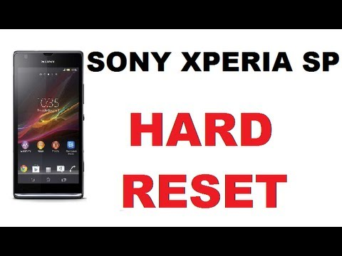 Xperia sp 5302 sony инструкция