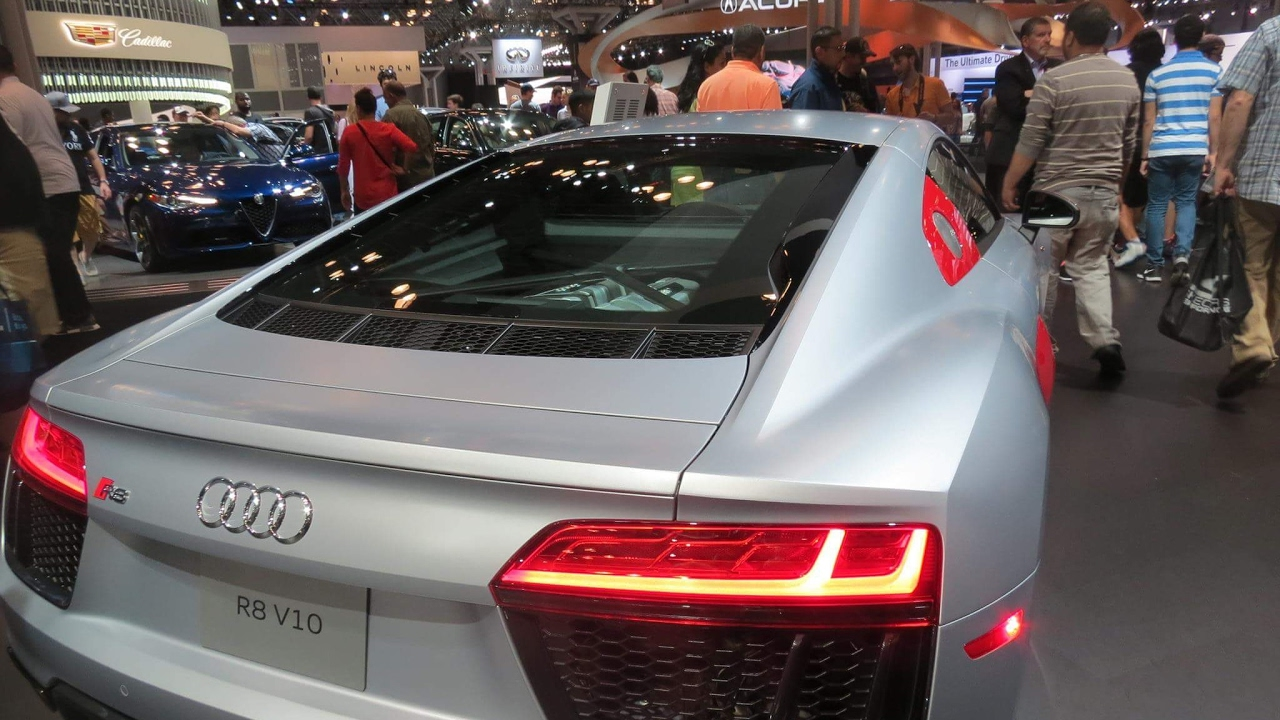 Cars Of New York International Auto Show April 2017 4k
