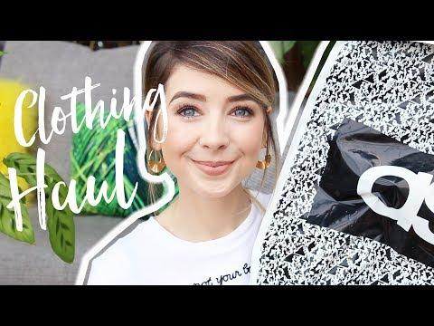 Huge ASOS & Zara Haul (With Some Major Fails) | Zoella